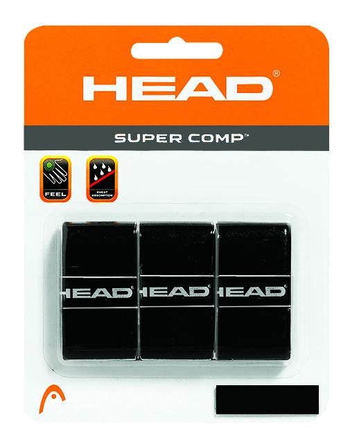 HEAD Super Comp Black