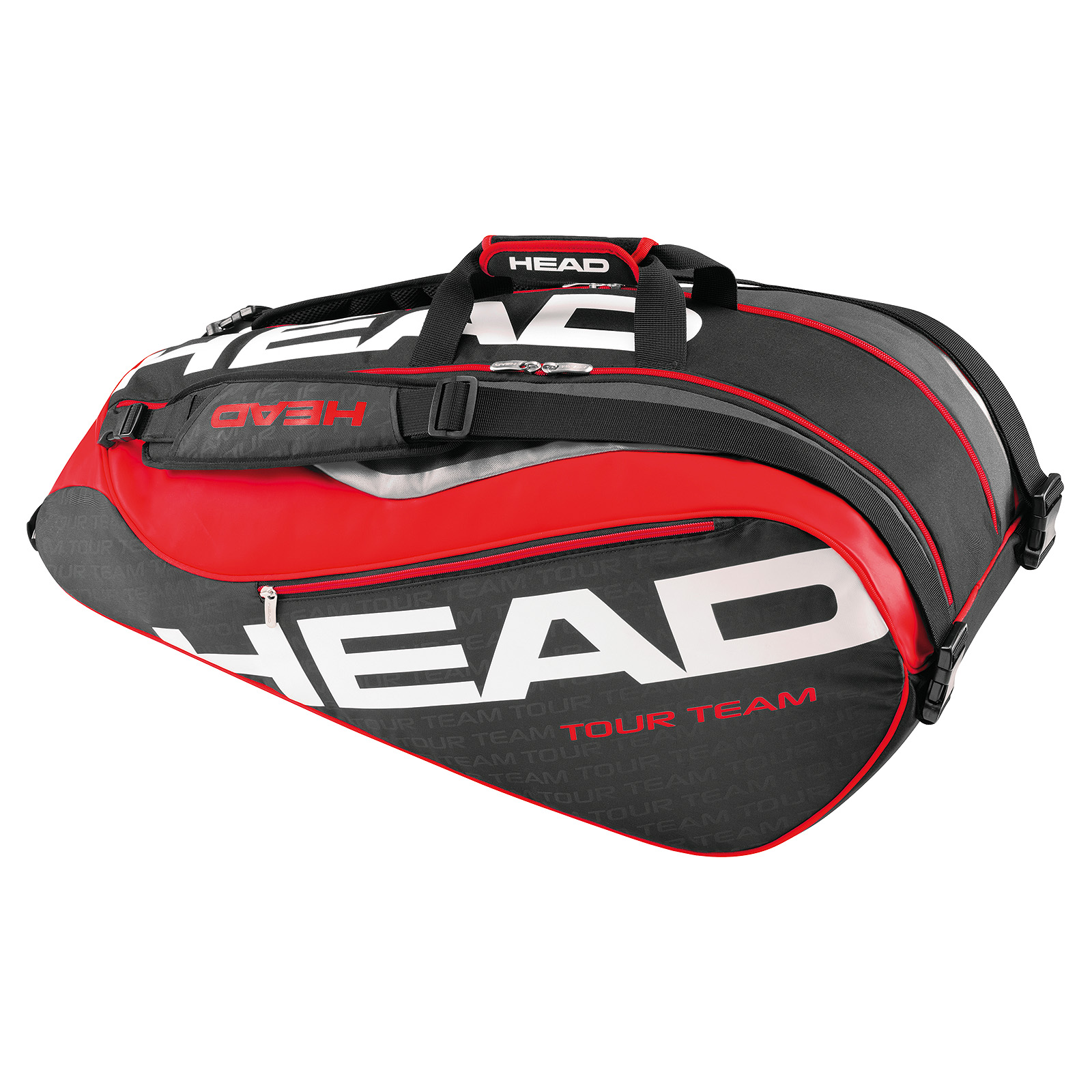HEAD Tour Team 9R Supercombi Black/Red