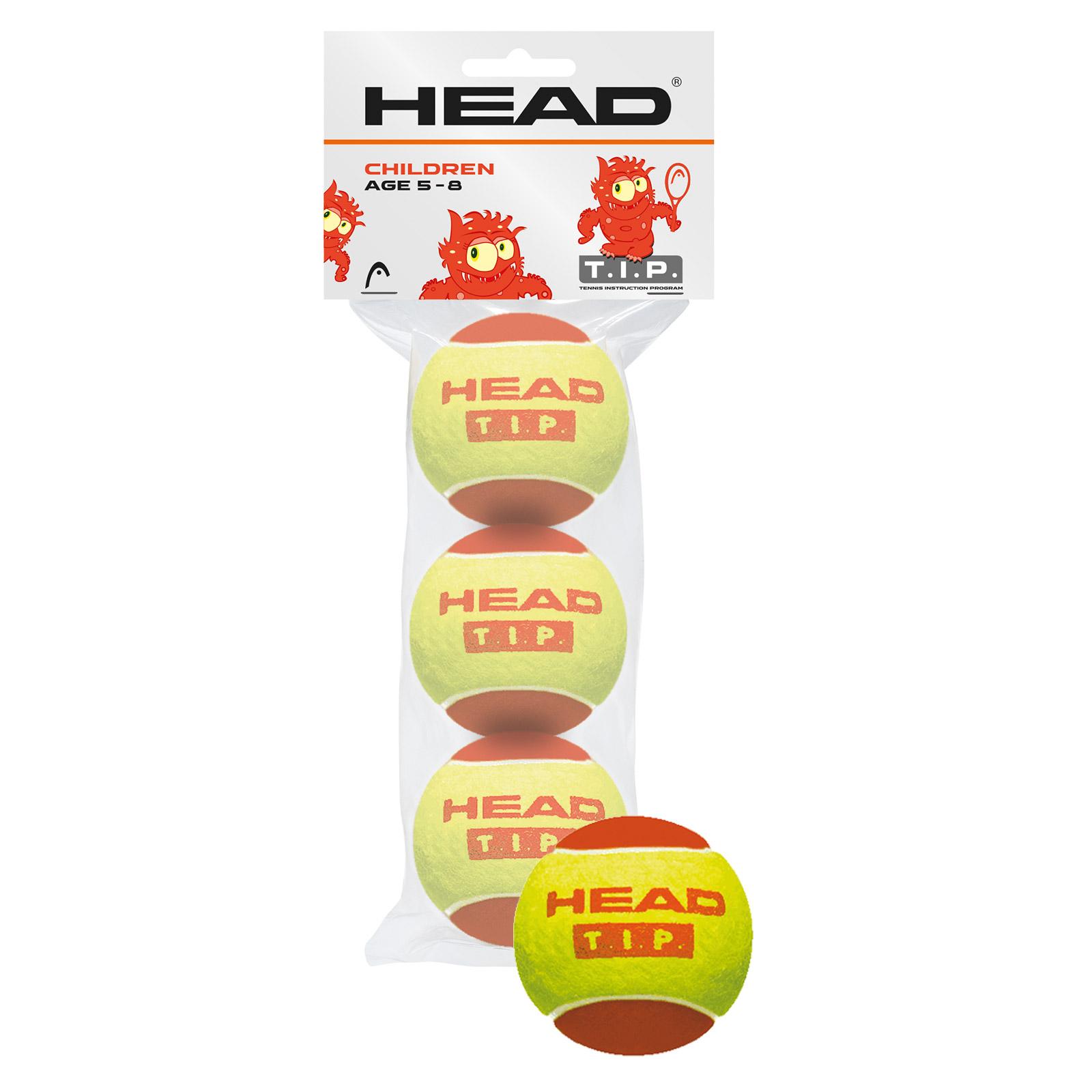 HEAD TIP 3ks, RED
