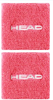HEAD Wristband 2,5 Pink