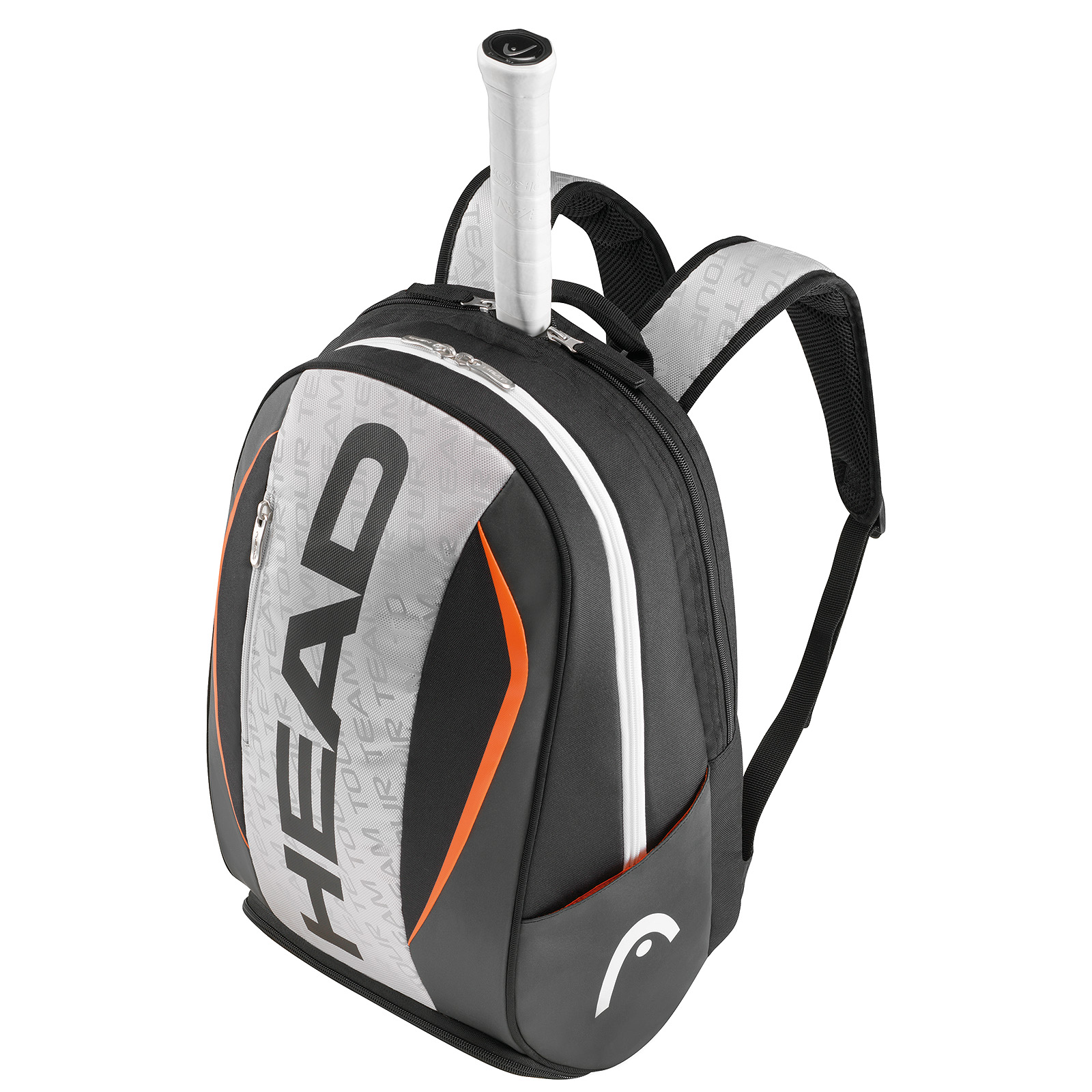 HEAD Tour Team Backpack Black/Silver
