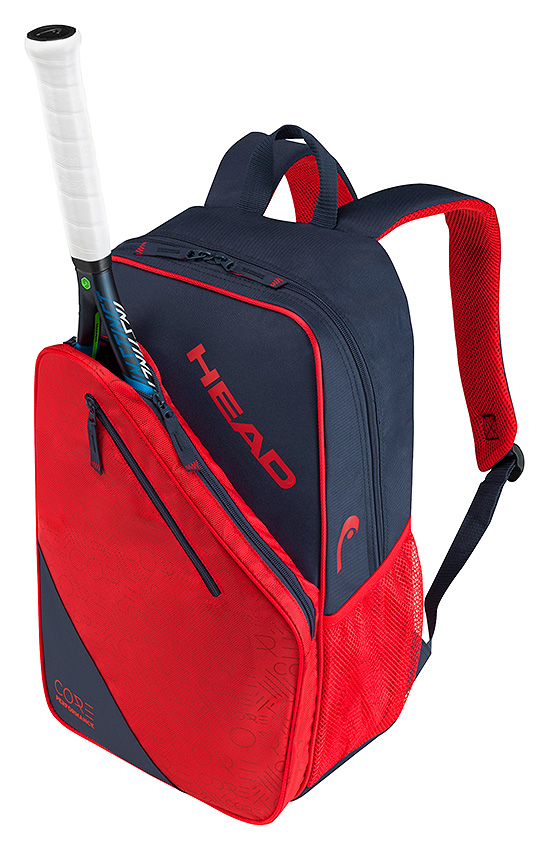 HEAD Core Backpack Red 2017