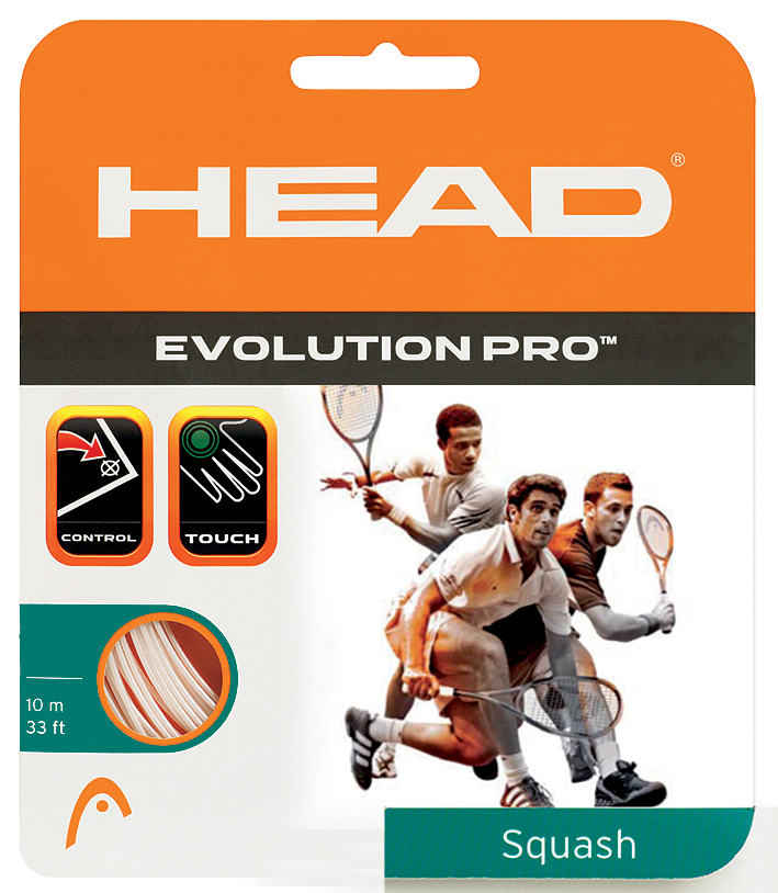 HEAD Evolution Pro 10m 1,30 Orange
