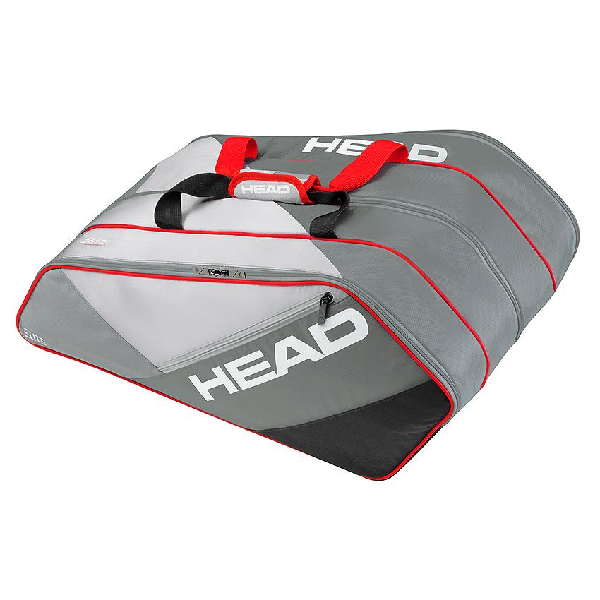HEAD Elite Monstercombi 12R Grey 2017