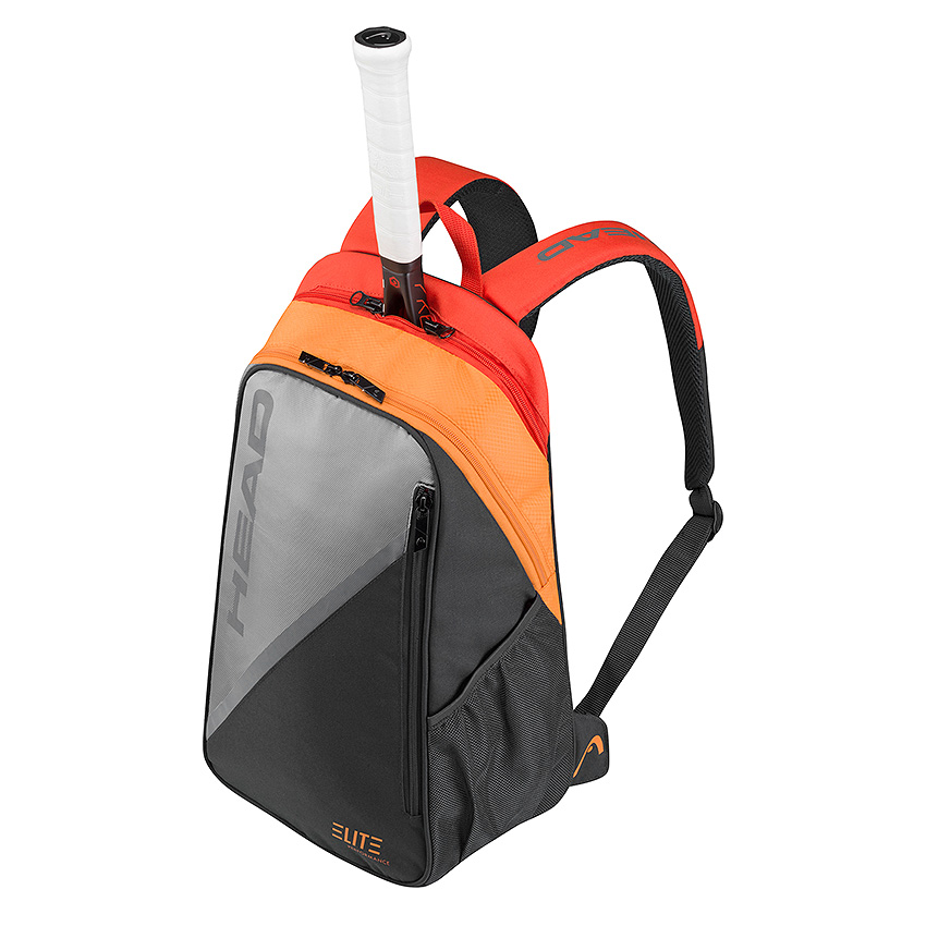 HEAD Elite Backpack Orange 2017
