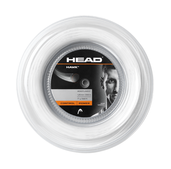 HEAD Hawk 200m 1,30 White