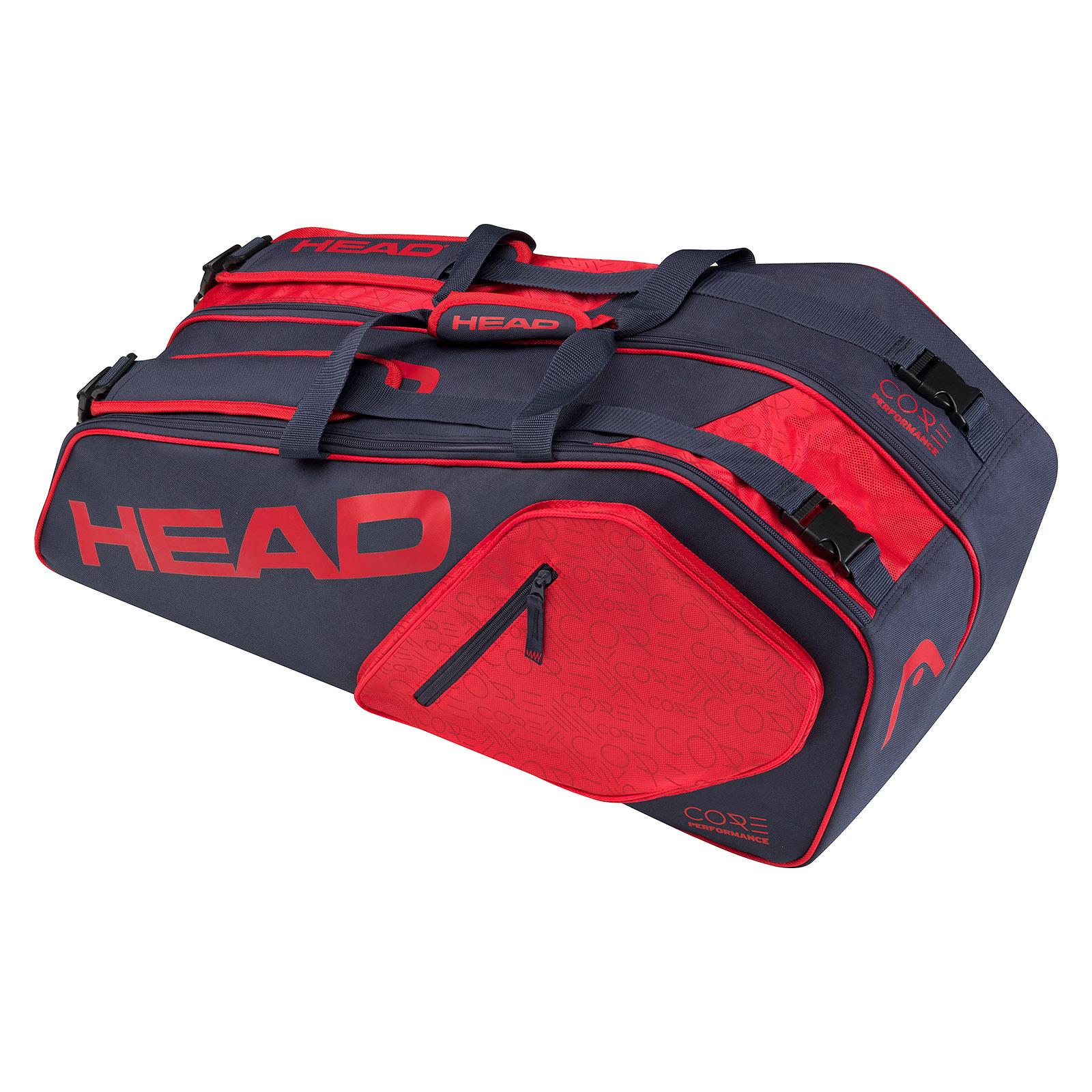 HEAD Core 6R Combi Red 2017
