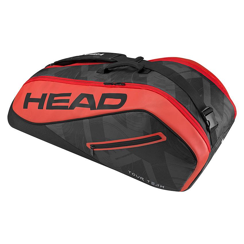 HEAD Tour Team 6R Combi Red 2017