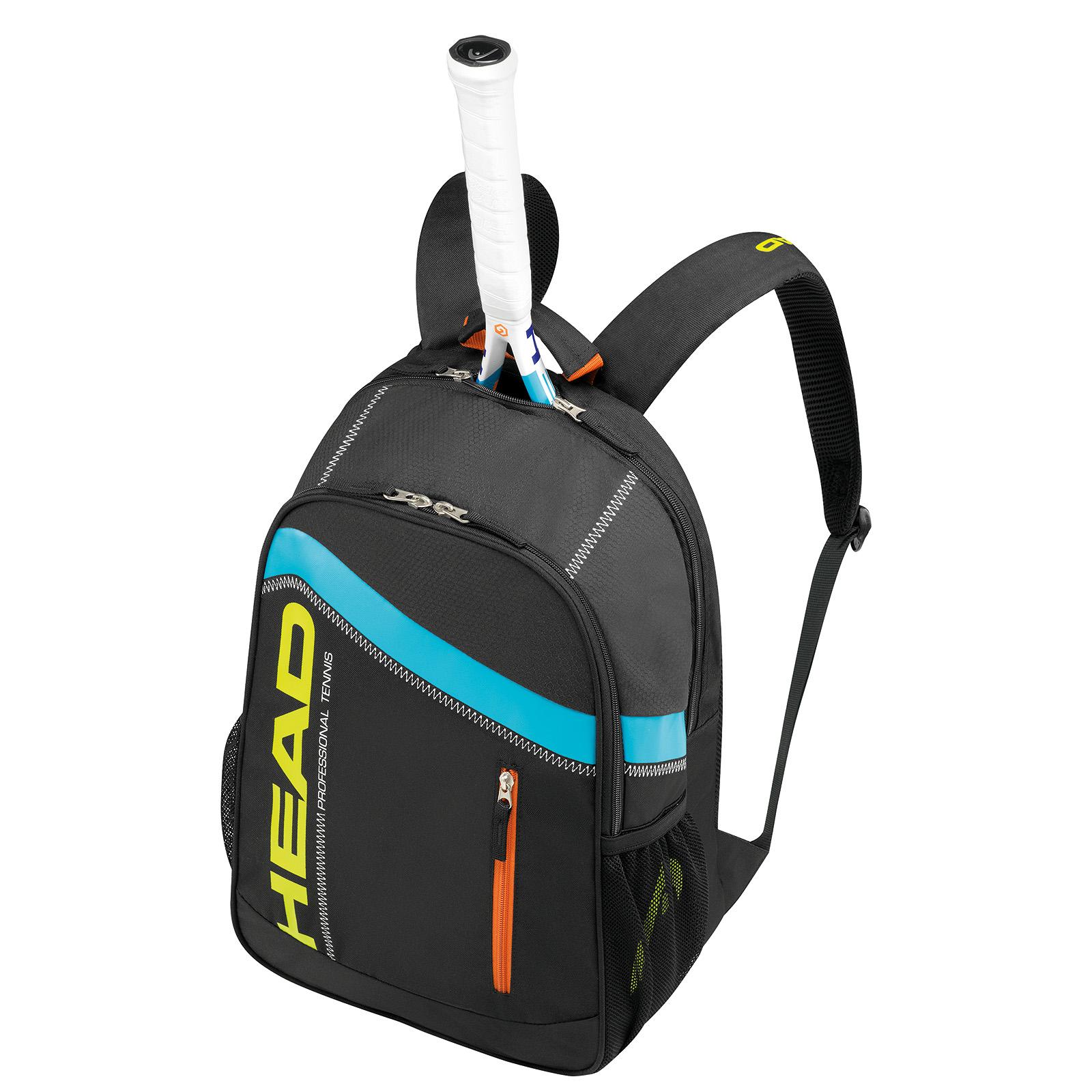 HEAD Core Backpack Black/Ne