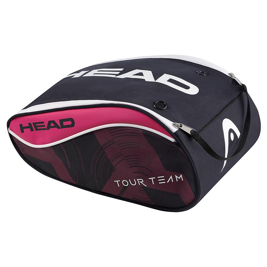 HEAD Tour Team Shoebag Pink 2017