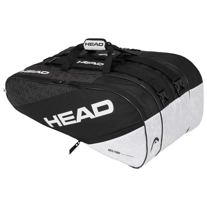 HEAD Elite 12R Monstercombi Black/White 2021