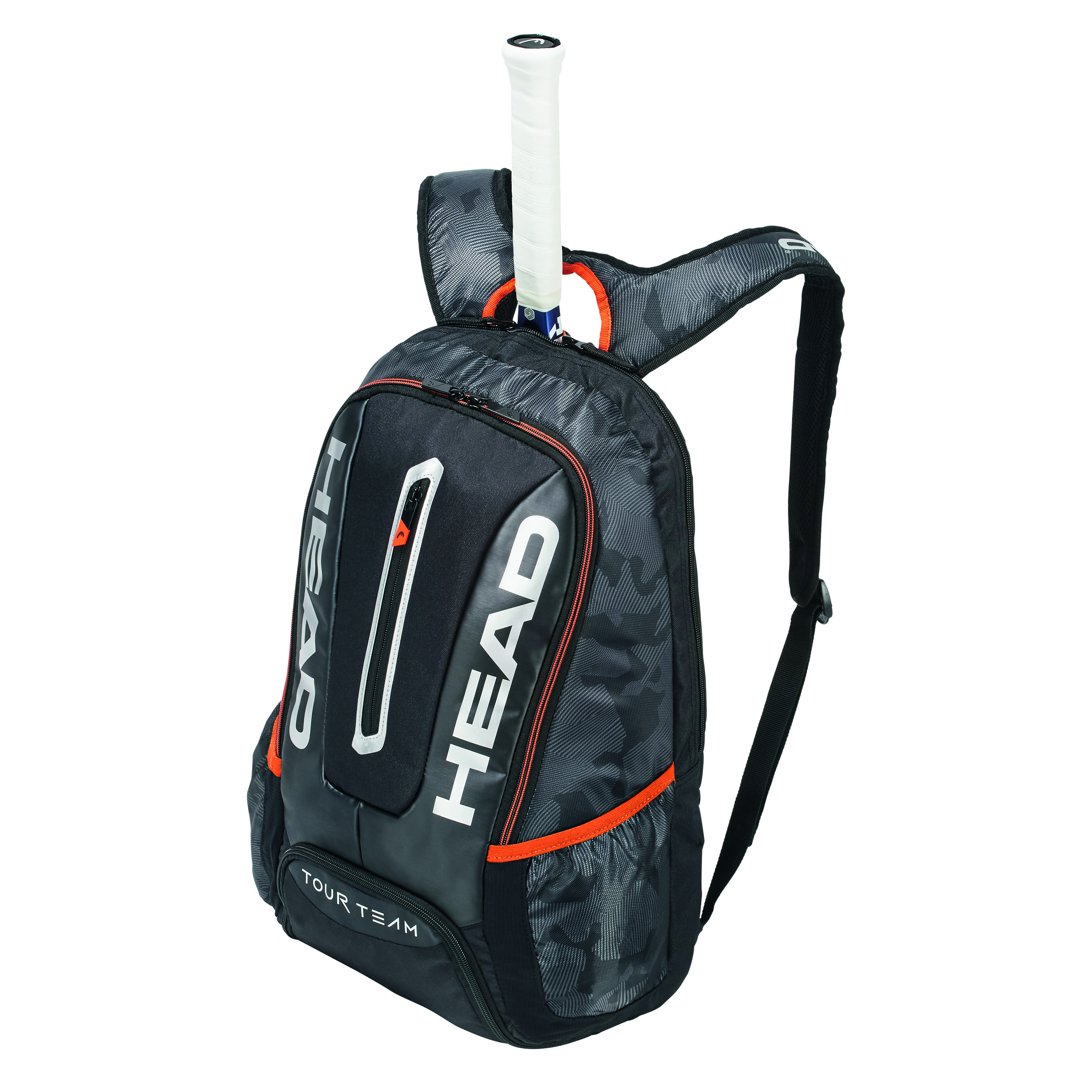 HEAD Tour Team Backpack Black/Silver 2018