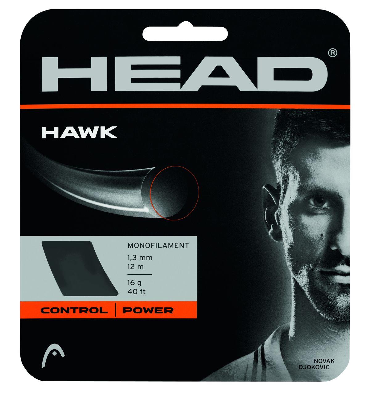 HEAD Hawk 12m 1,25 White