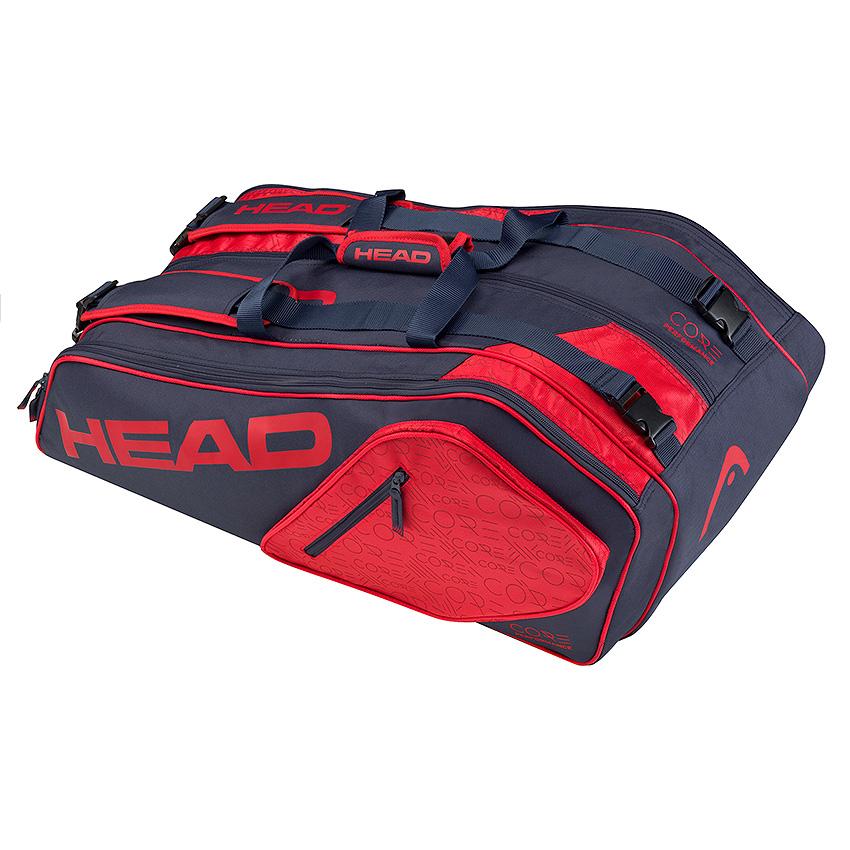 HEAD Core 9R Supercombi Red 2017