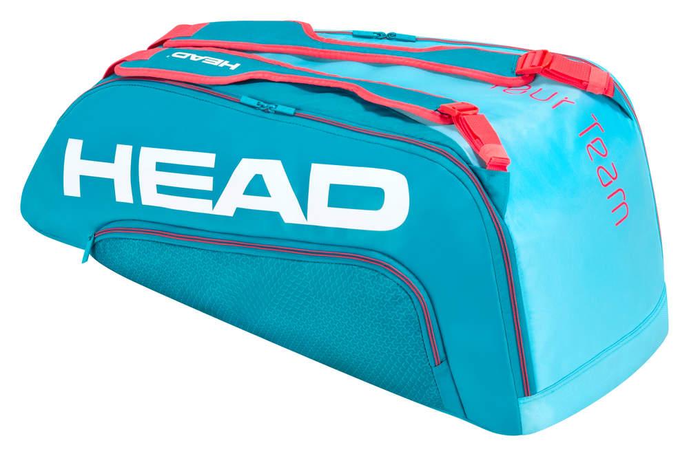 Head Tour Team 9R Supercombi Blue/Pink 2021