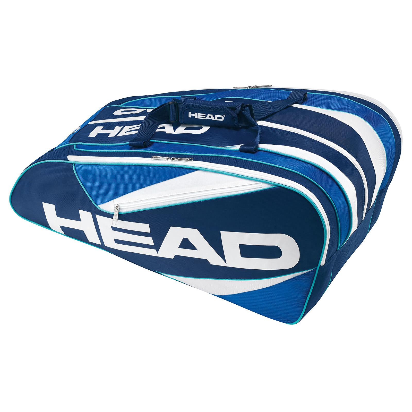 HEAD Elite Monstercombi 12R Blue