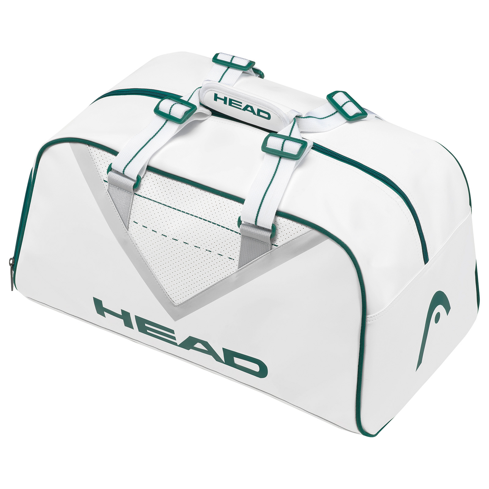 HEAD White Club Bag 2.0