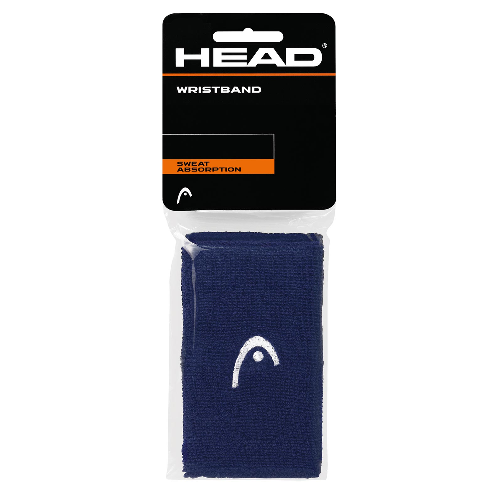 "HEAD Wristband 5"" 2016 navy"