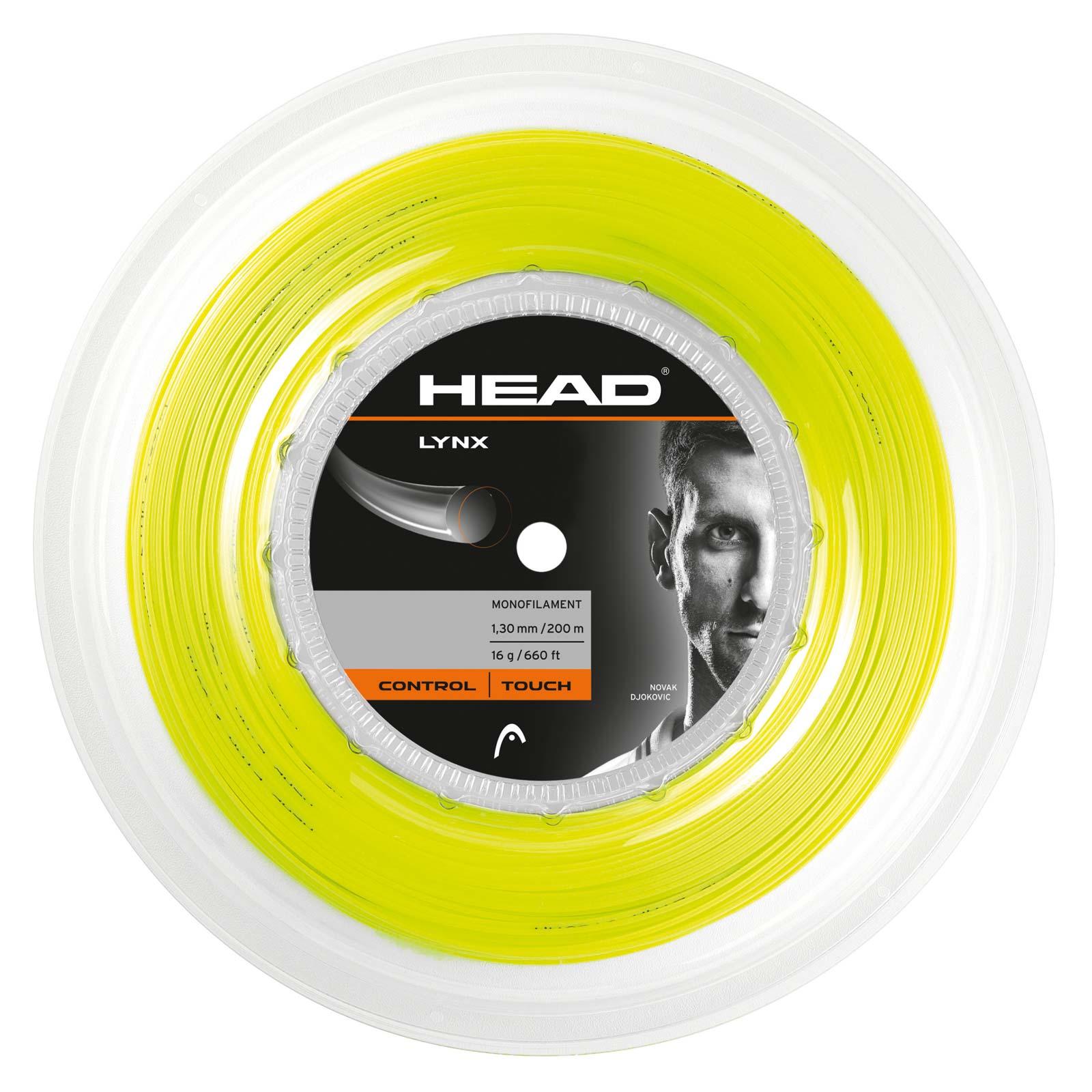 HEAD Lynx 200m 1,30 Yellow