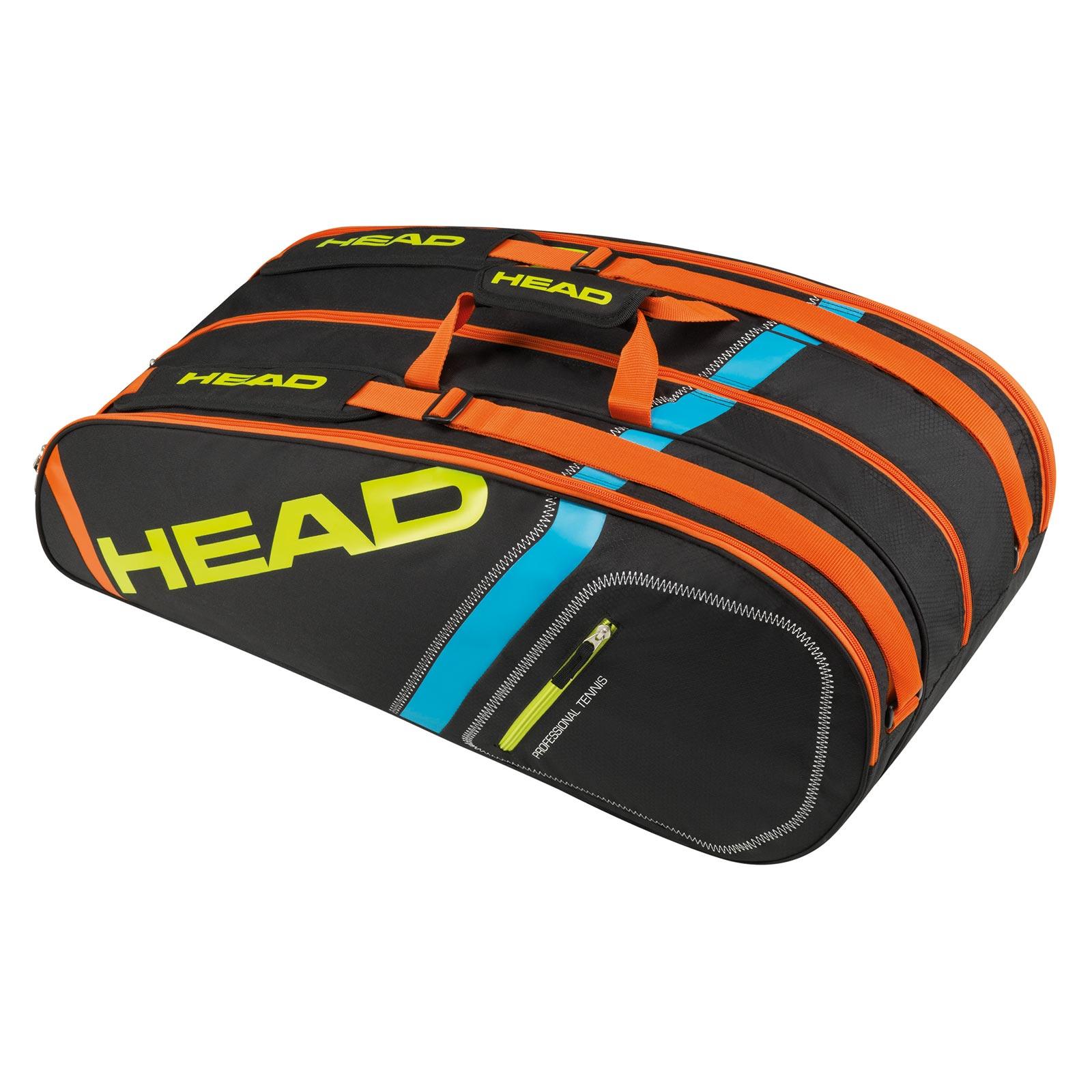 HEAD Core Supercombi 9R black/ne