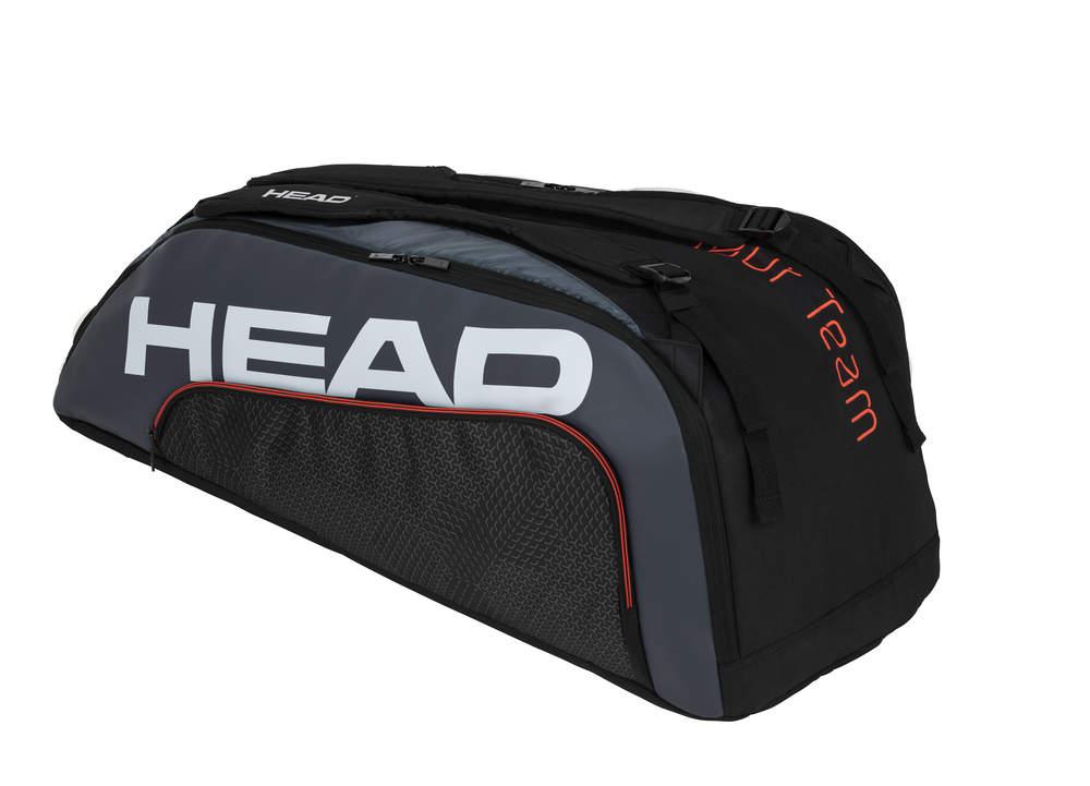 Head Tour Team 9R Supercombi Black/Grey 2021