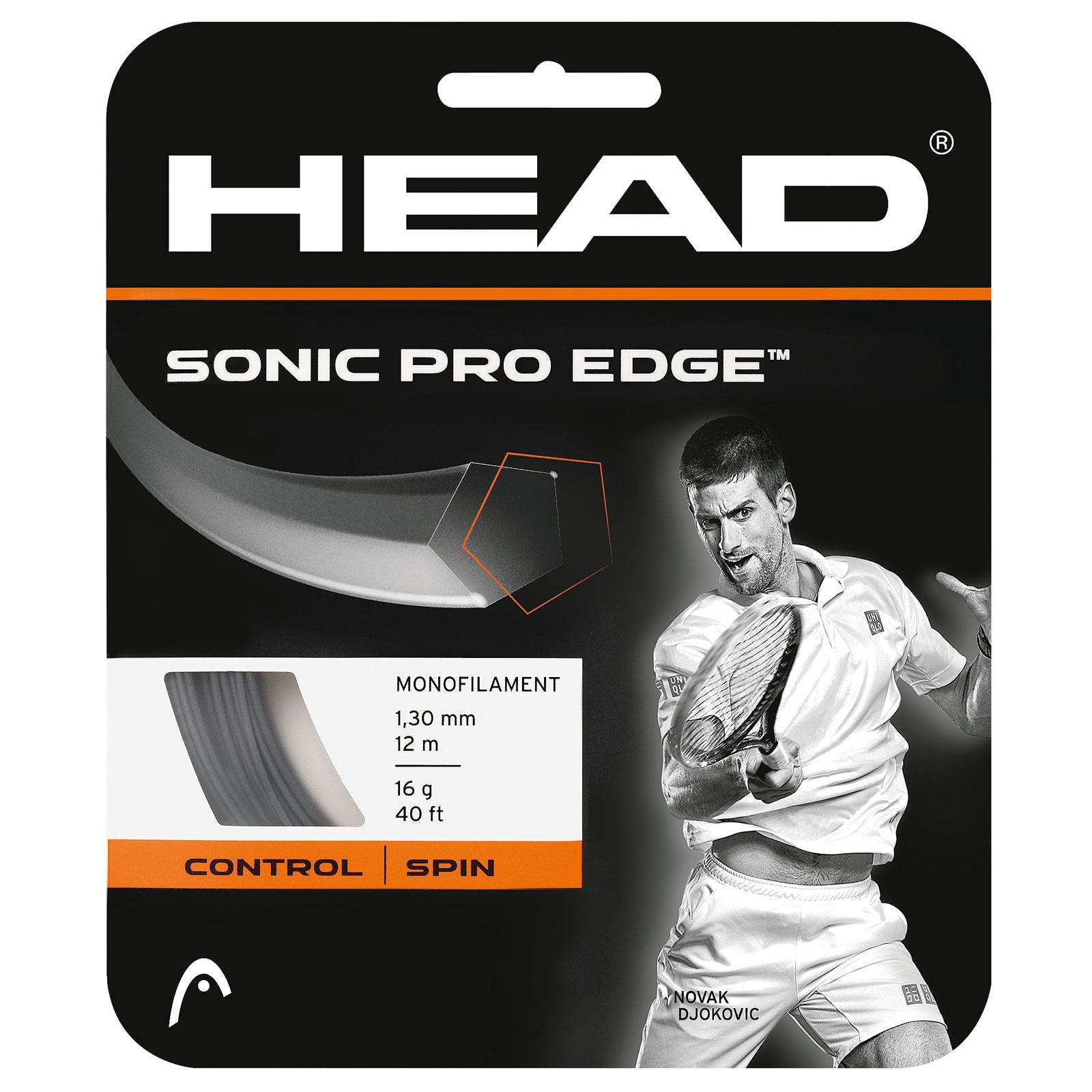 HEAD Sonic Pro Edge 12m 1,25