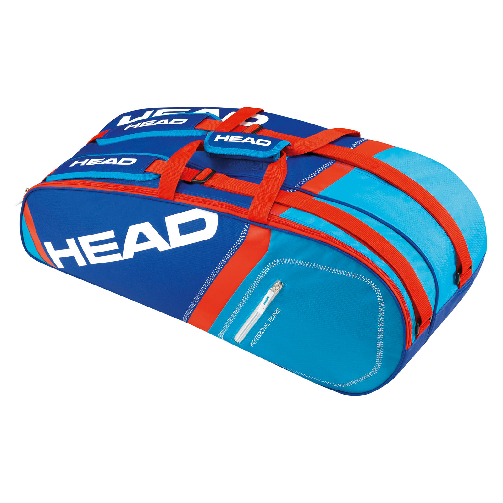 HEAD Core Combi 6R Blue/Flame