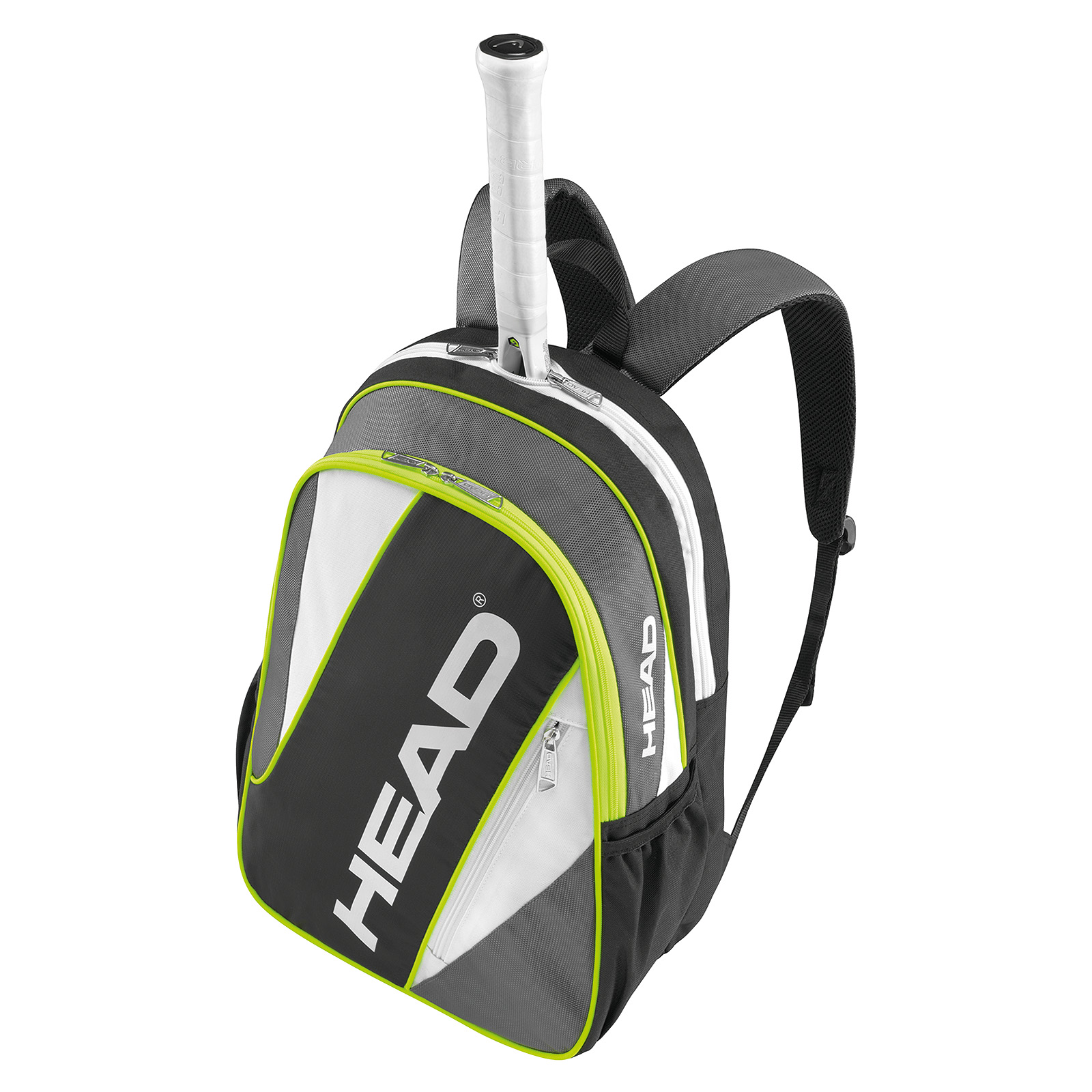 HEAD Elite Backpack Black/An