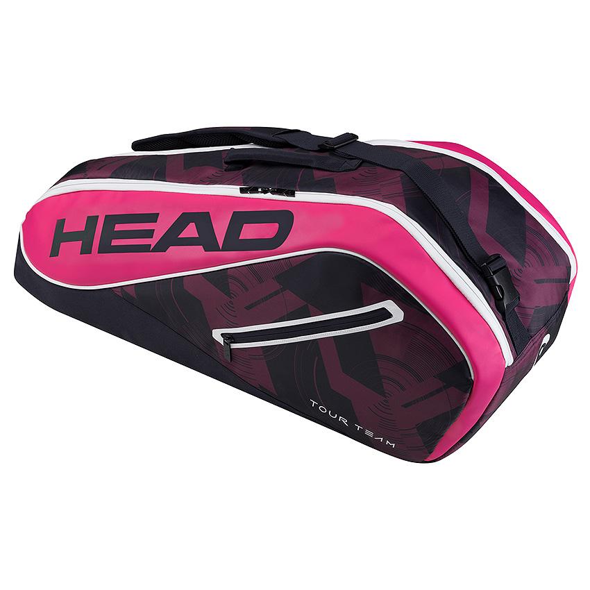 HEAD Tour Team 6R Combi Pink 2017