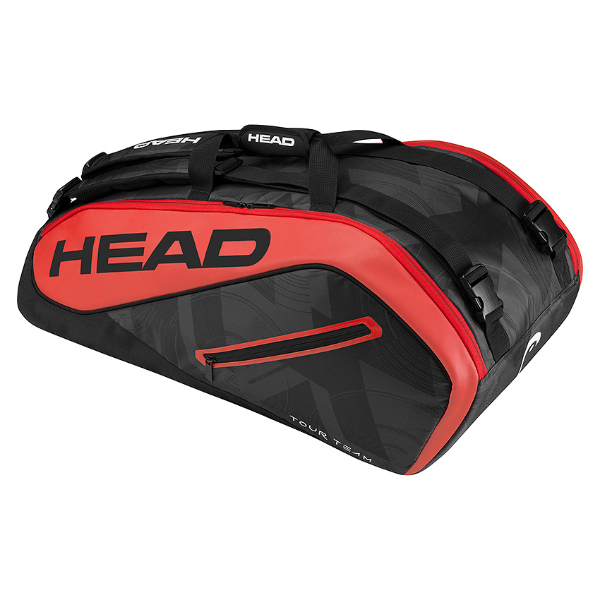 HEAD Tour Team 9R Supercombi Red 2017