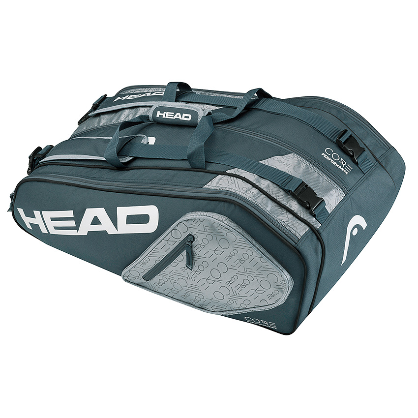 HEAD Core 9R Supercombi Grey 2017
