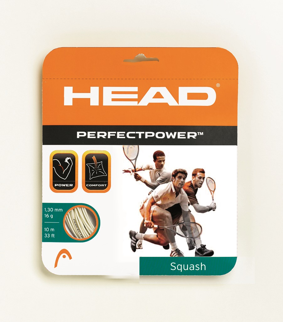 HEAD Perfect Power 10m 1,20 White