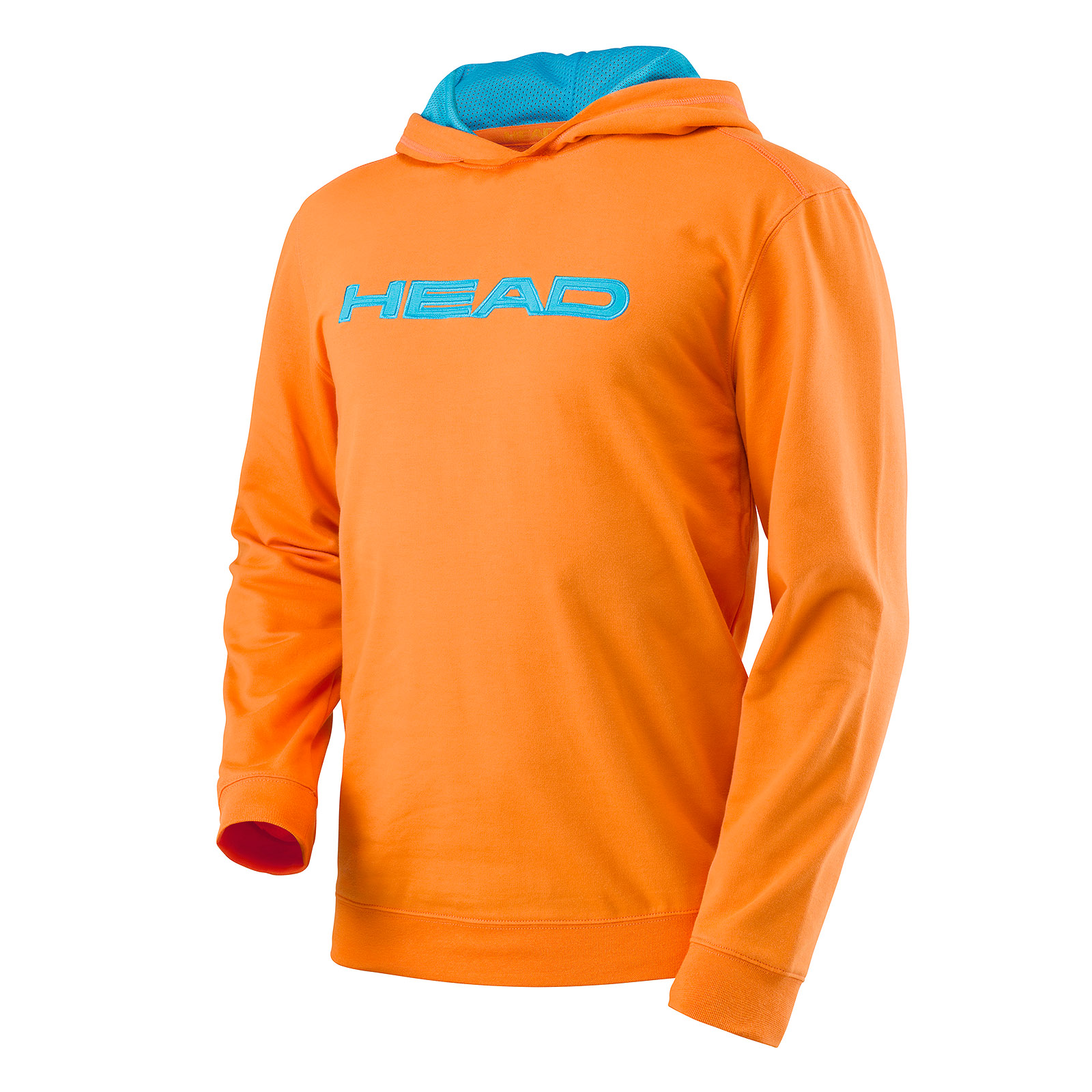 HEAD Byron Hoody Boy Orange 128
