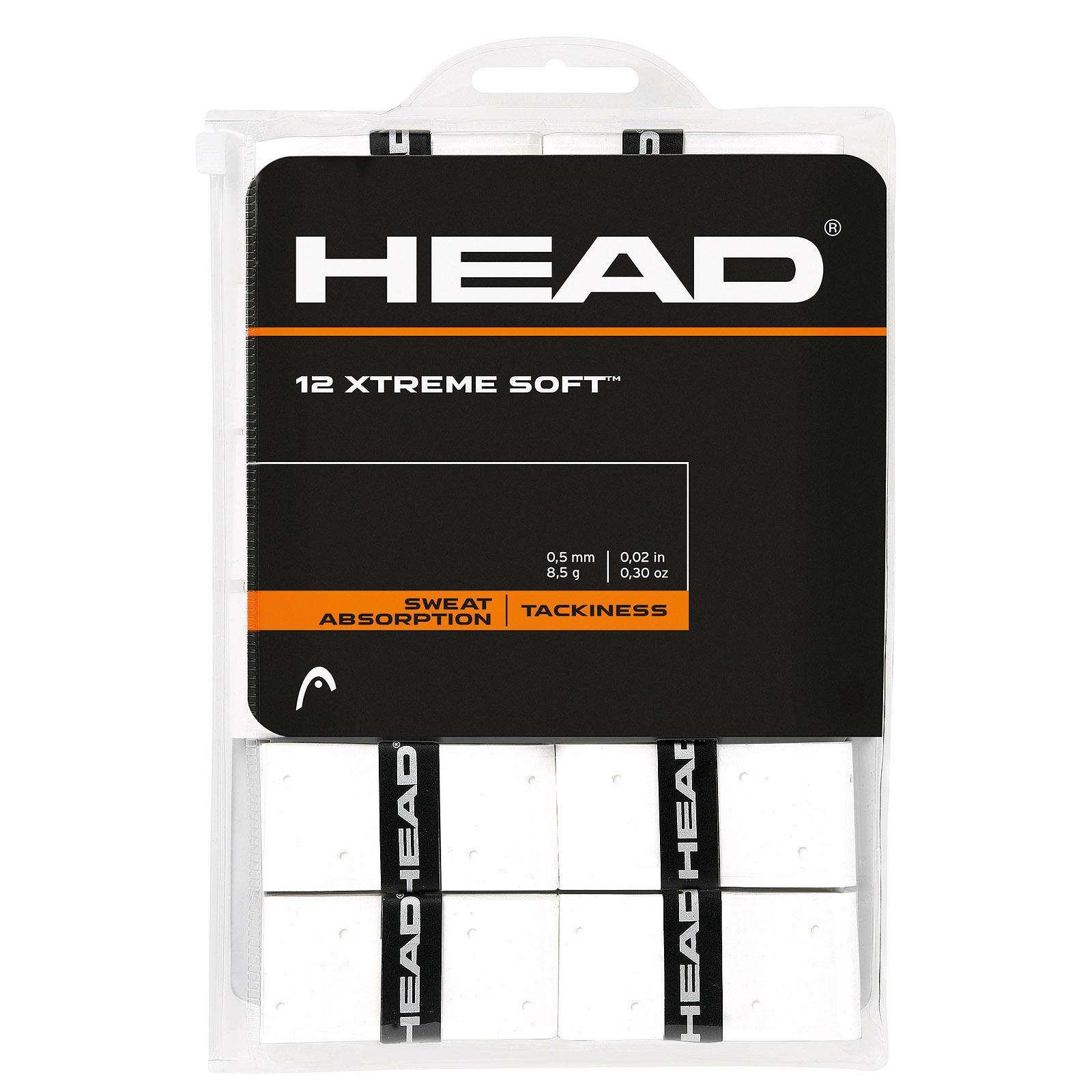 HEAD XtremeSoft 12x white