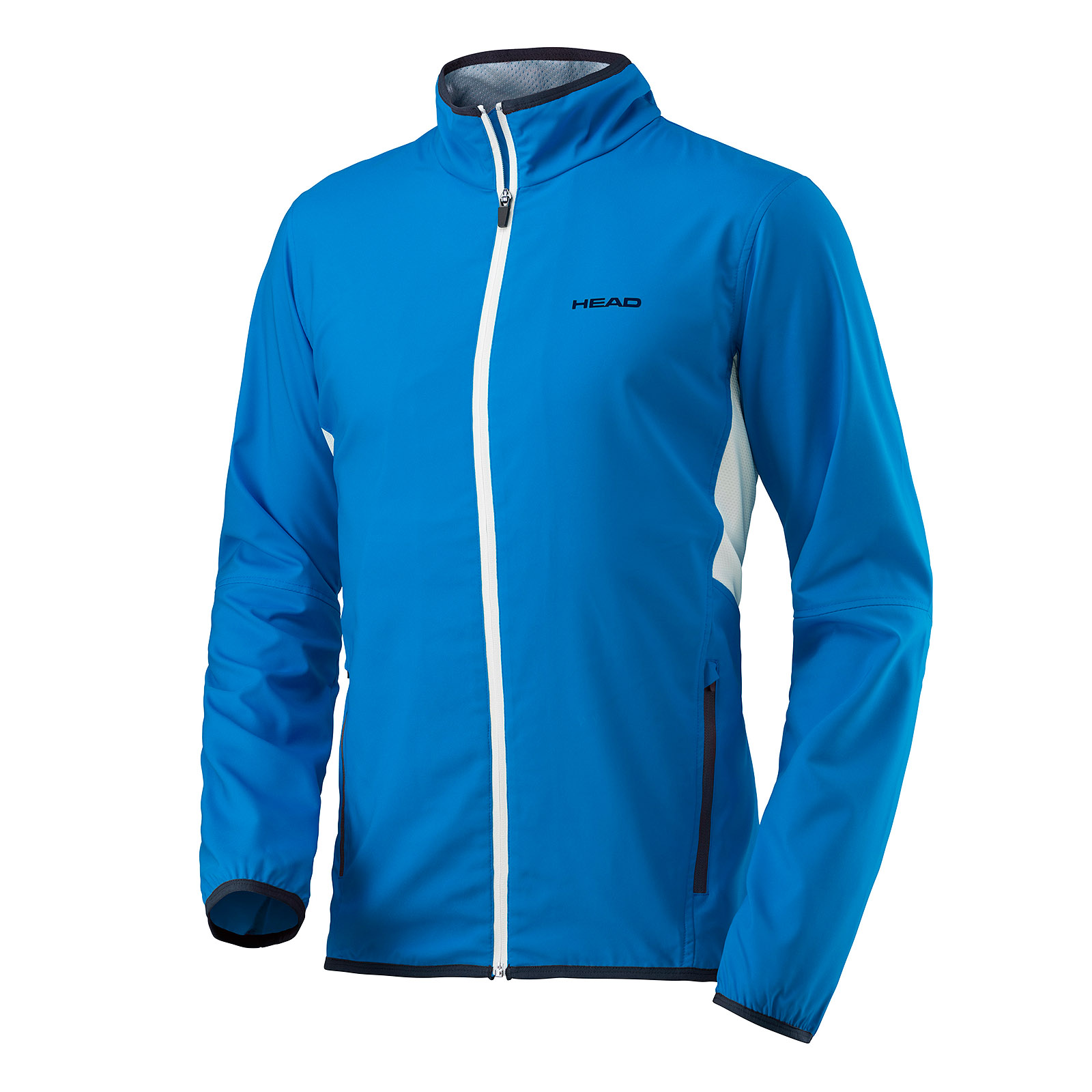HEAD Club Jacket Men Blue S