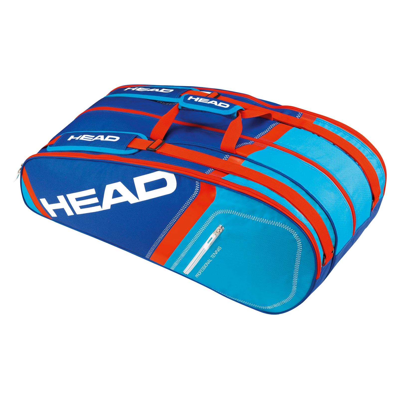 HEAD Core Supercombi 9R Blue