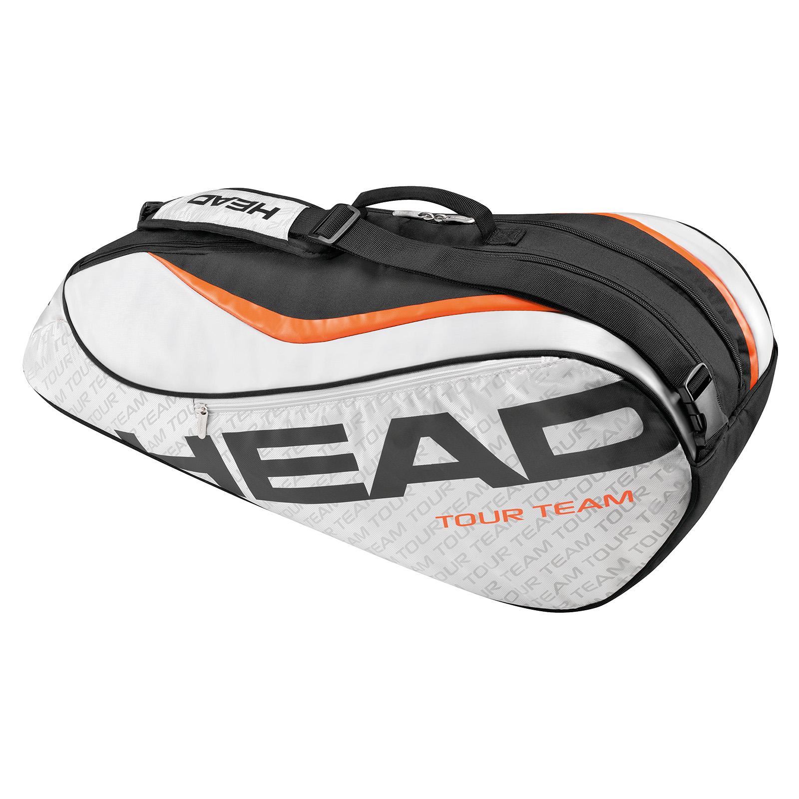 HEAD Tour Team Combi 6R silver/black