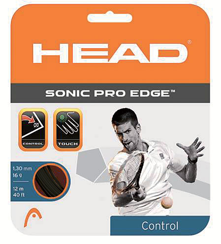 HEAD Sonic Pro Edge 12m 1,30