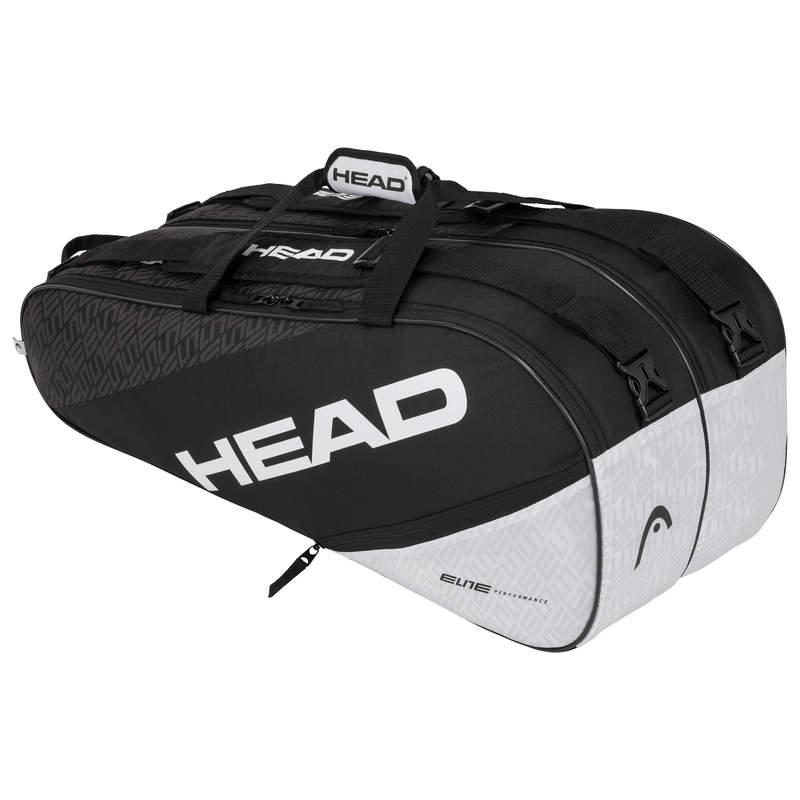 HEAD Elite 9R Supercombi Black/White 2021