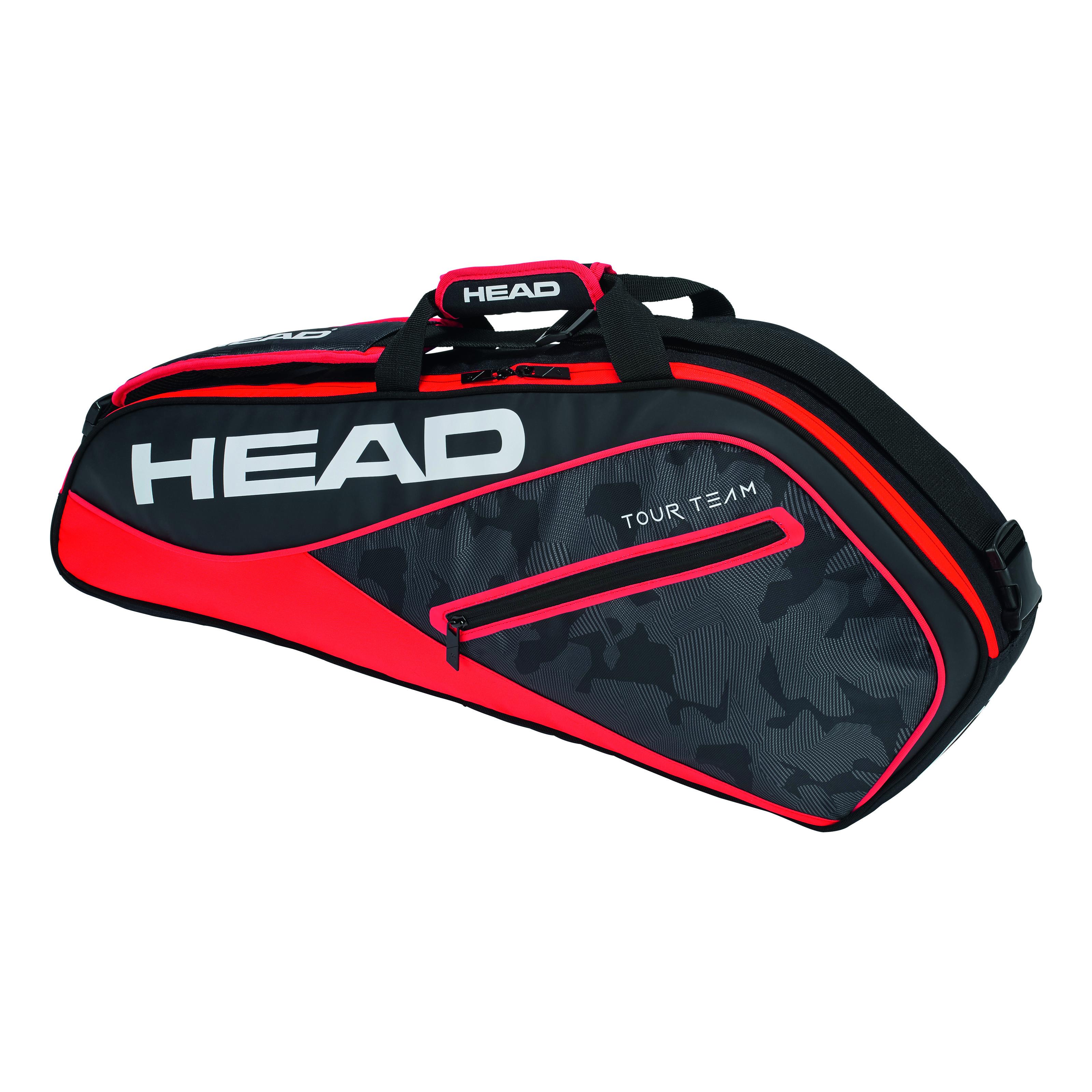 HEAD Tour team 3R Pro Black/Red 2018