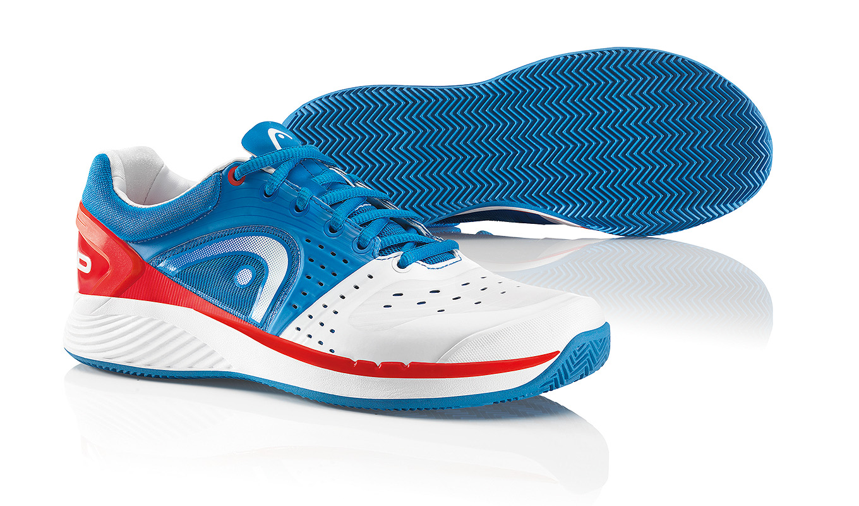 HEAD Sprint Pro Clay Men Blue/White 46,5