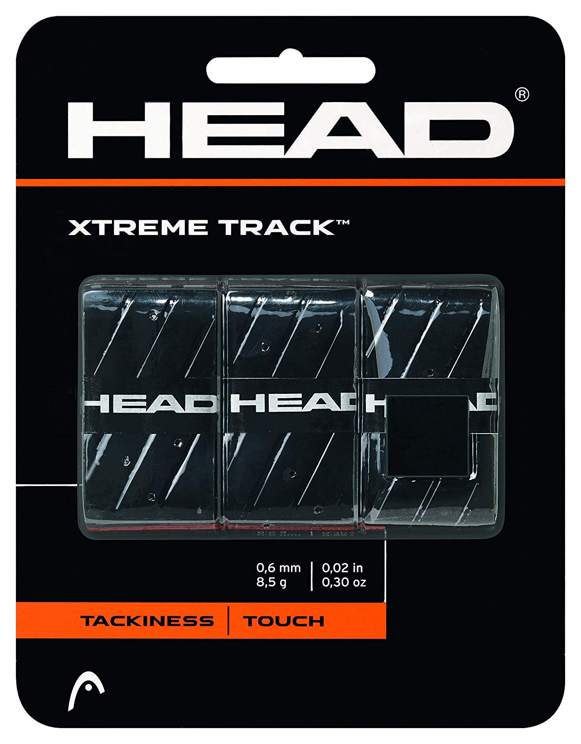 HEAD XtremeTrack Black