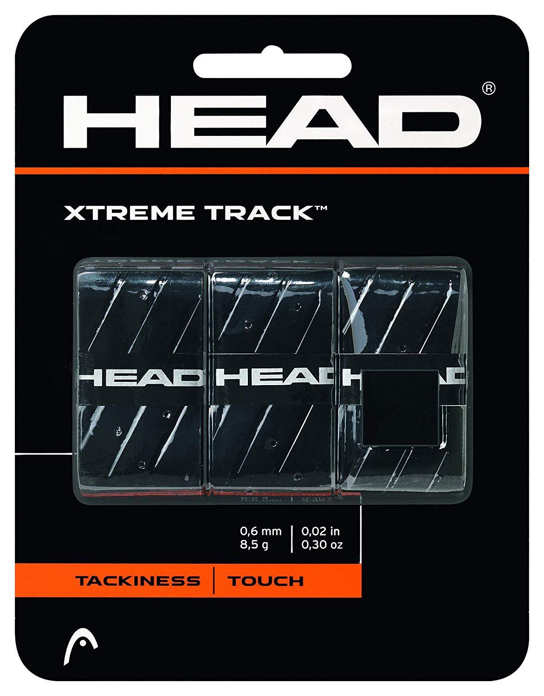 HEAD XtremeTrack Black X3