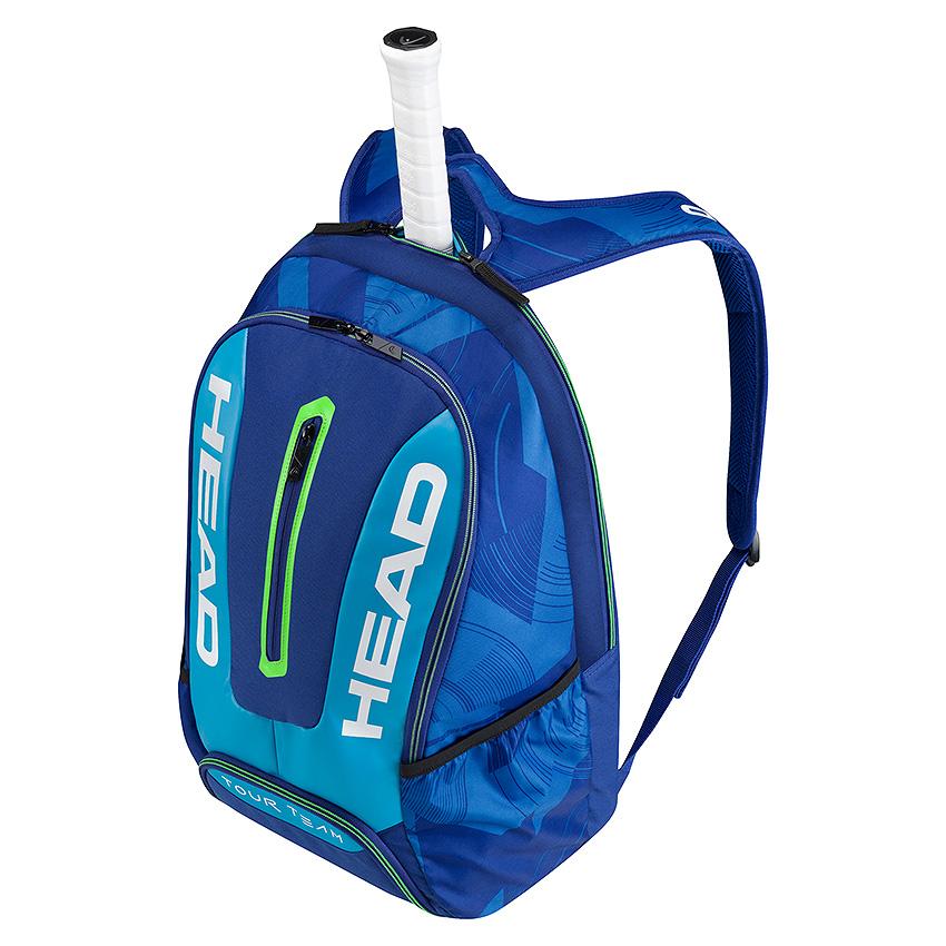 HEAD Tour Team Backpack Blue 2017
