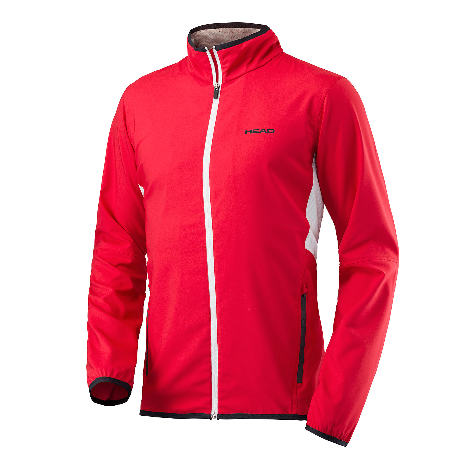 HEAD Club Jacket Men Red S