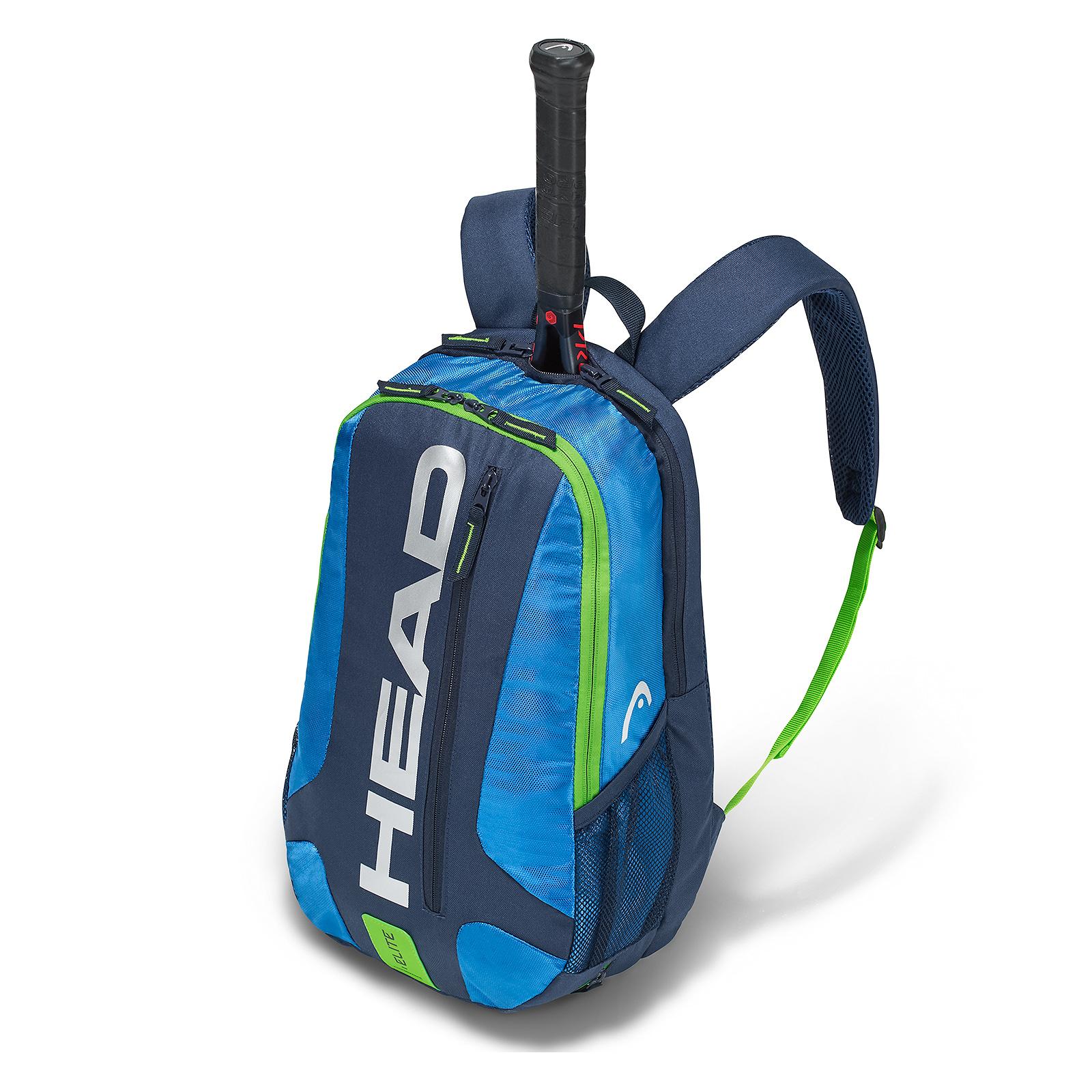 HEAD Elite Backpack Blue 2018
