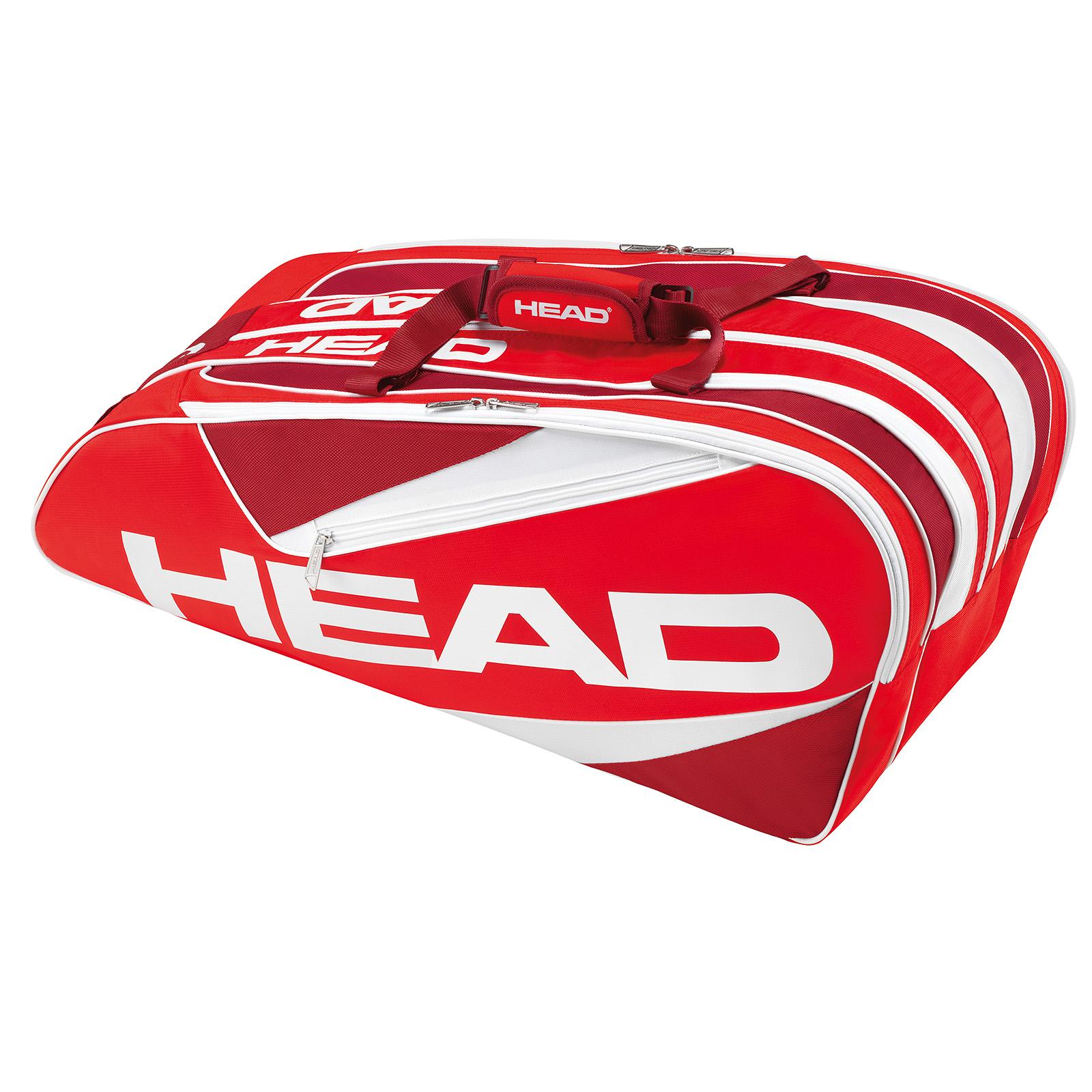 HEAD Elite Supercombi 9R Red