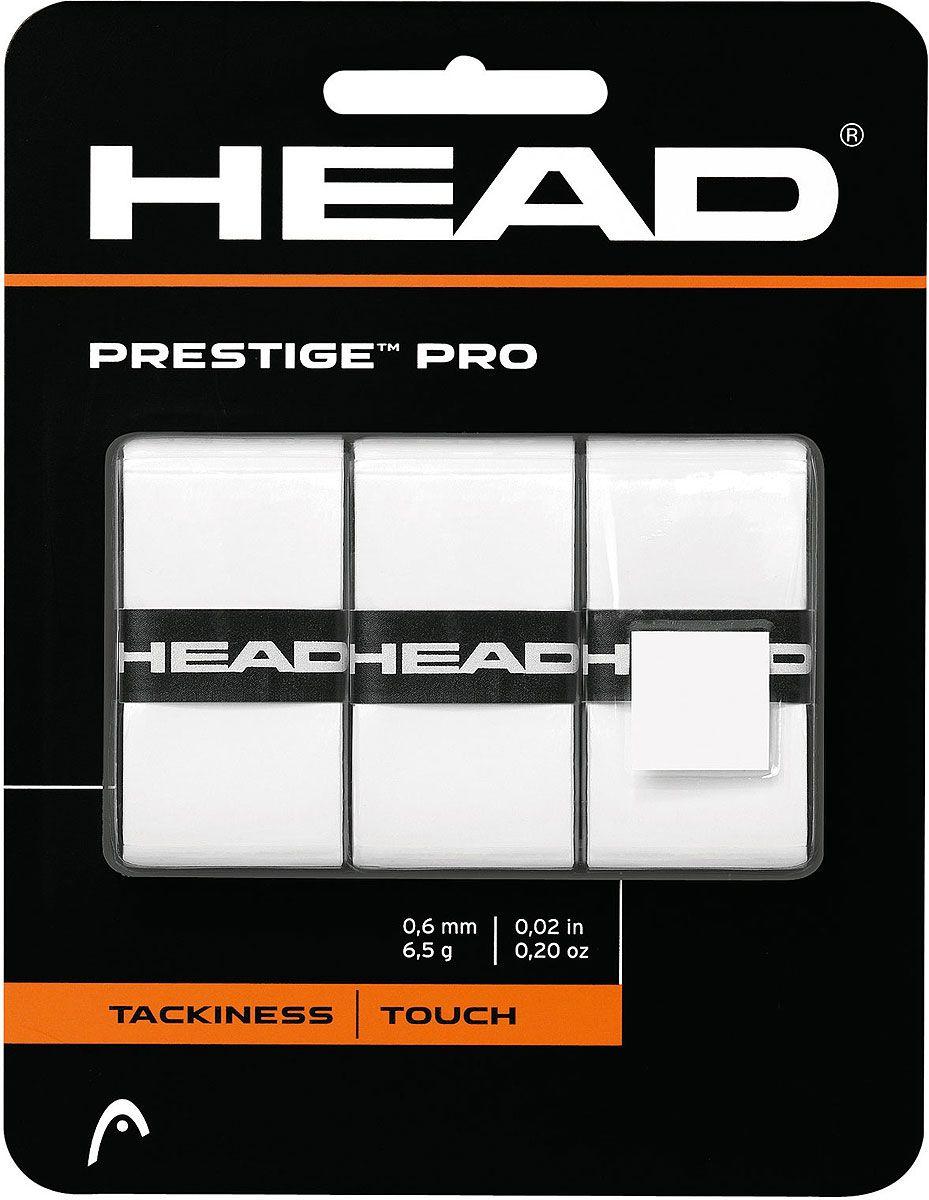 HEAD Prestige Pro Overwrap White
