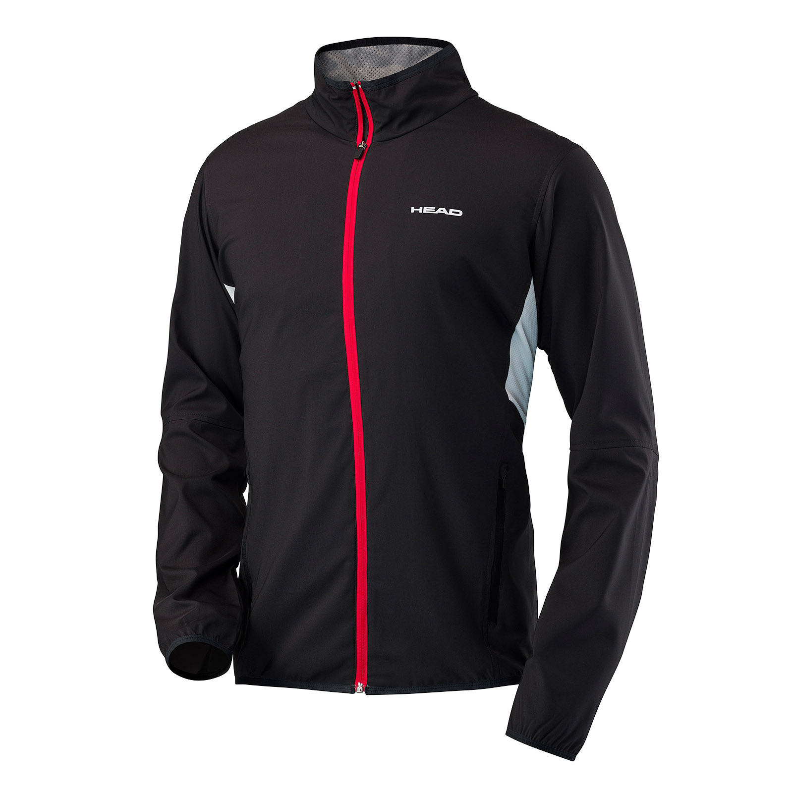 HEAD Club Jacket Men Black S