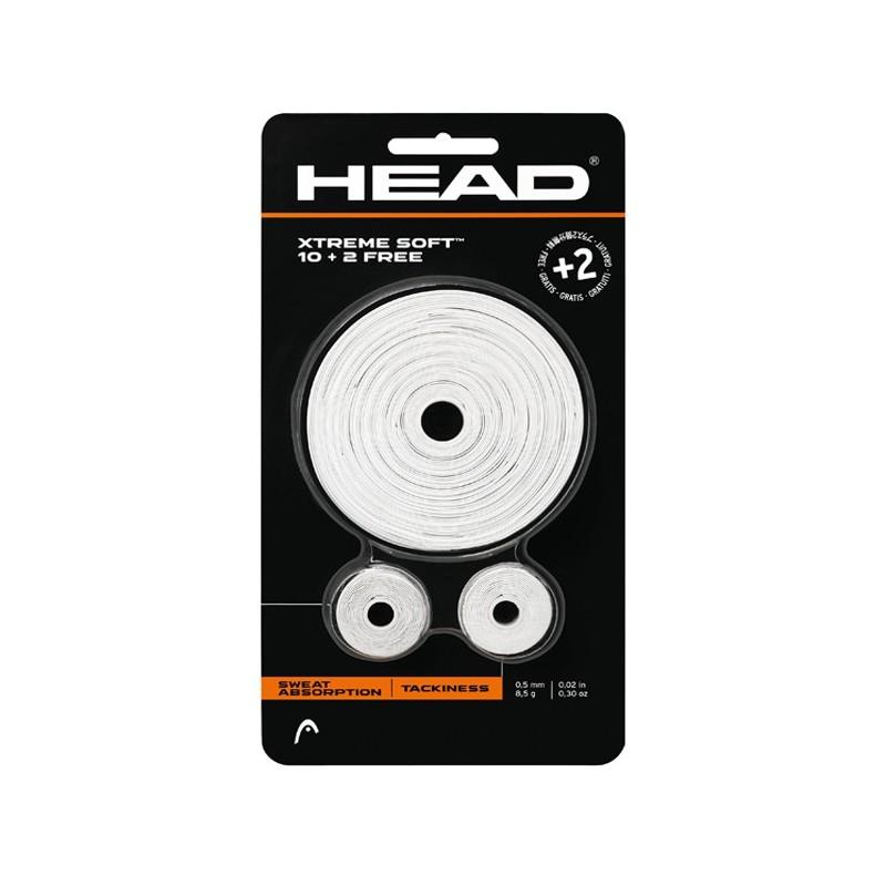 HEAD XtremeSoft 10+2 White